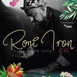 Roni Iron Live @ Negro Cocktail Bar , Chalkida (June 2019)