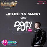 DJ MAST @ PARTY FUN - FUN RADIO (2018)
