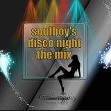 soulboy's disco night the mix