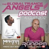 The Global Trance Angels Podcast EP 32 with Dj Mantra Ft. Raneem Guestmix [Canada]