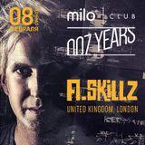 Milomania Radioshow 08/02/14 - гость эфира A.Skillz