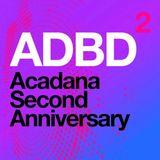 23-09-2017Acadana Second Anniversary ( Mix by DARKA )