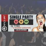 Dj Tymo Single Party live @ Jail Club, Zenta (SRB) 2017.03.11.