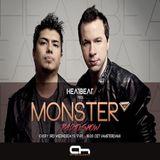 Heatbeat  -  Monster 010 on AH.FM  - 19-Nov-2014