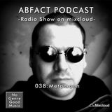 Abfact podcast 038: Metamann