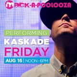 Kaskade - Live @ Mackapalooza Pool Party Miami Beach (Florida) - 16.08.2013
