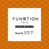 "FUNKTION TOKYO ""Evclusive Mix Vol.122"" Mixed By 329"