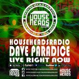 House Heads Radio - Aug 14 - 2016