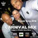 Carnival Mix #135 - POWER Soca 2014