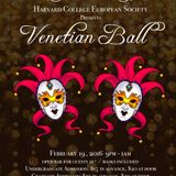 Venetian Ball with the Harvard European Society Live Mix