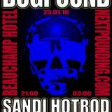 WOOF,,part 2..DOG POUND RECORDED LIVE 23.01.2016 BY DJ SANDI HOTROD