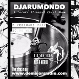 DJARUMONDO at DEMAJORS RADIO live set & interview (February 2017)