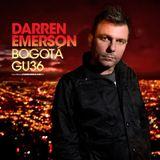 GU 036 - Darren Emerson - Bogota - Disc1