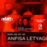 Anfisa Letyago Mix on Radio Must Athens/REBOOT Sessions - 02-07-2018
