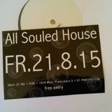DJ Kadi feat. Miss T. - Live @ All Souled House 21.Aug.2015 @ FLUC Vienna