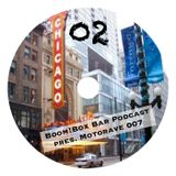 Boom!Box Bar Podcast 02 pres. Motorave 007 @ Flip & Flap Special Guest Mix (part1)