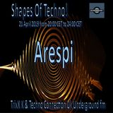 Shapes of Techno - Arespi - The Mortal Engine