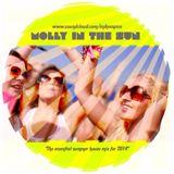 Molly In The Sun - Summer 2014