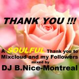 DJ B.Nice - Montreal - DTS 50 (**A SOULFUL THANK YOU - Please read my IMPORTANT SPECIAL MESSAGE**)