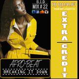 DJ QUALIFI_EXTRA CREDIT_MIX#22:BID