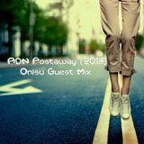 ADN Postaway 2013 [Onisu Progressive House & Trance Guest Mix]