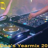 DJ Doa's Dutch Dance Top40 Yearmix 2012