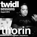 Thorin // TWIDLsessions // 08-08-2015 // Club Innocent