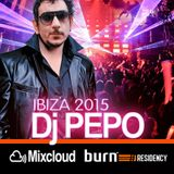 Mix Burn Residency 2015 Complete