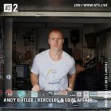 Hercules And Love Affair w/ Andy Butler - 15th September 2017