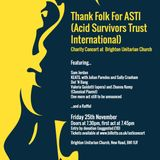 Interview & live session with Chris Keats on CWReview 19.11.16 ahead of the ASTI Charity Concert