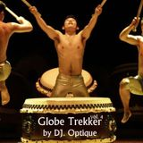 DJ.Optique's GlobeTrekker worldmusic mix serie vol. 4