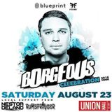 Borgeous - Live @ Union Hall Edmonton - 23.08.2014