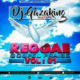 REGGAE GOSPEL PRAISE VOL _1(TWO MAN ARMY EDITION) BY DJ GAZAKING
