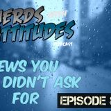 News You Didn't Ask For - Episode 8: Kevin Smith, Power Ranger toys, New Wolverine actor
