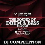 The Sound Of Drum & Bass (LIVERPOOL) - Jey'c