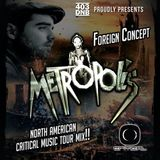 Foreign Concept (Critical Music, Commercial Suicide) @ North American Tour Mix (02.06.2015)