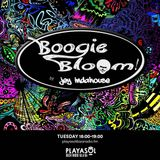 032-BOOGIE BLOOM! by JEY INDAHOUSE 2020 -  12-05-2020 [Every Tuesday 18-19:00, 92.4 FM]