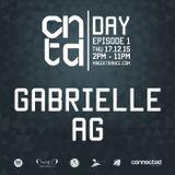 Gabrielle Ag @ CNTD Day 1 (17-12-2015)