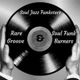 Soul Jazz Funksters - Rare Groove & Soul Funk Burners
