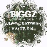 BIGGZ - Live @ Latona / May 28, 2016