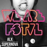 We Are FSTVL DJ COMP - ALX SUPERNOVA