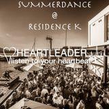 Liveset Summerdance @ Residence K (28.07.2016)