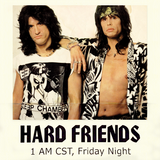 HARD FRIENDS #1 2016-01-22