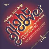 Mr Strutt Presents NIGHT GROOVES - June 2006