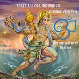Tanit Falcon Shamanica - Hanuman year 2016 mix for VegParty in Minsk