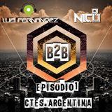 B2B- Nico Cristaldo & Luis Fernandez- Mini Mix 2k16