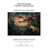"Indigo & Hallex M (Sun ""Set"" sessions LIVE at Sandy Bay Beach Club)."