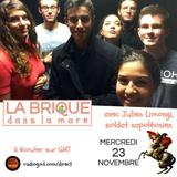 LBDLM #3 - 23 novembre 2016 - Julien Limongi, soldat napoléonien