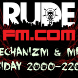 Mechanizm & MR2 - RudeFM 17/08/2018 (1999-2001 D&B)