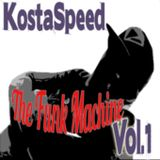 KostaSpeed The Funk Machine Vol.1 Live Mix